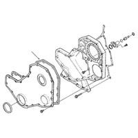'94-'02 Dodge Cummins Engine Gear Cover Gasket