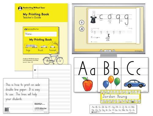 small resolution of First Grade Handwriting Workbooks \u0026 Materials   LWTears