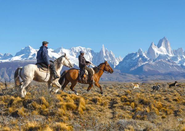 The best places to horseback ride in South America