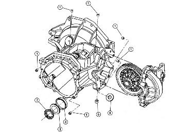 T-850 Case Components (3 of 3), 04-05 Neon SRT-4