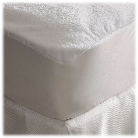 Coral Fleece Fitted Mattress Protectors  National Hospitality Supply