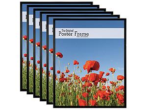 mcs 20x30 poster frames masonite pack of 6