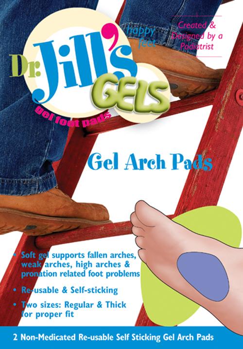 Footwear Fallen Arches