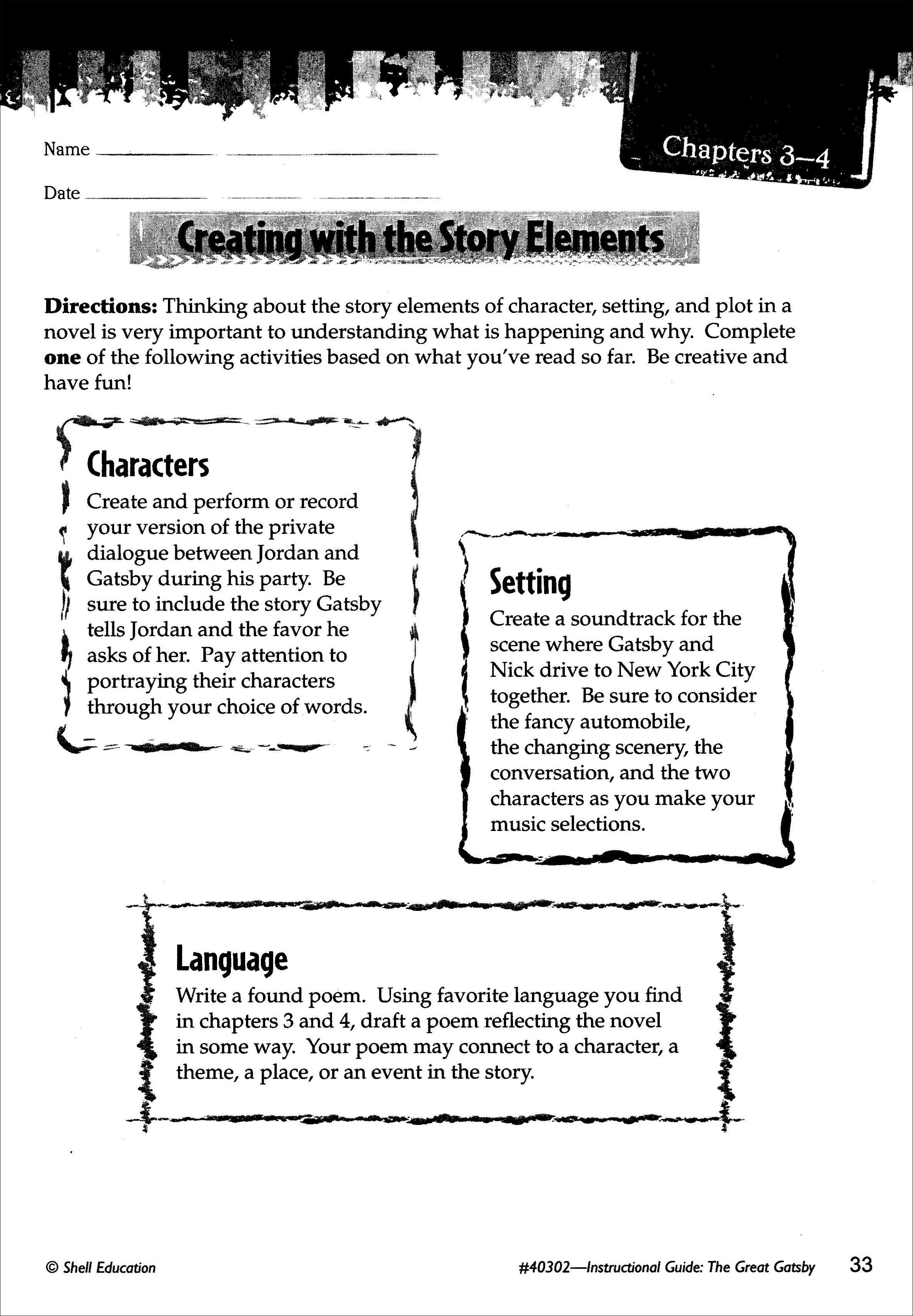 Great Works Instructional Guide For Literature The Great