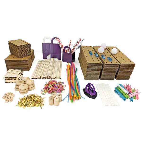 Dazzlinks Beams Classroom Kit Stem Educational