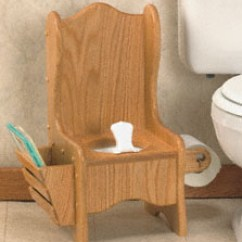 Potty Chair Large Child Vintage Metal High All Furniture - Oak Woodworking Plan
