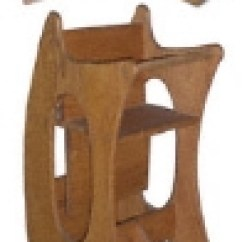 3 In One High Chair Plans Folding Papasan Wood Full Size Woodcraft Patterns And Supplies W1179gc 1 Baby