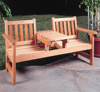 two seater garden table and chairs desk chair back support outdoor furniture plans room for with twin