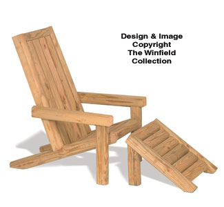 adirondack wooden chair plans reupholster cushion outdoor furniture landscape timber