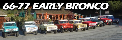 small resolution of 66 77 early ford bronco