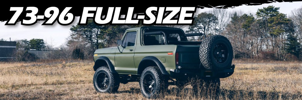 medium resolution of 78 79 full size ford bronco parts u0026 accessories wild horses73 96 full size bronco