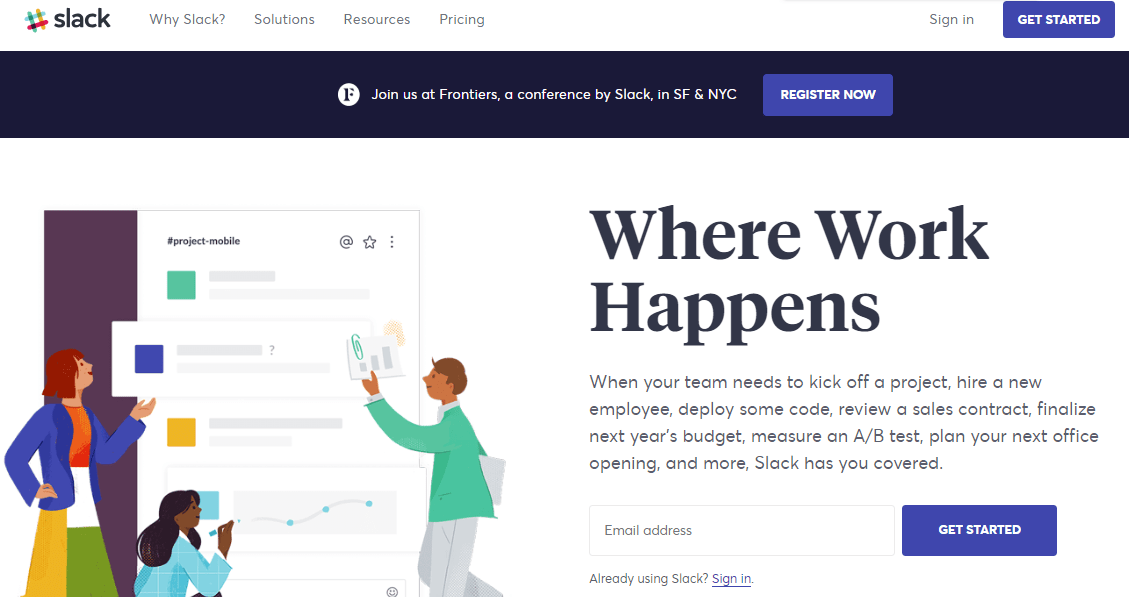 10 Aesthetically Stellar Homepage Design Examples For Your