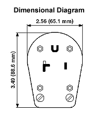 Nema 30 Receptacle Wiring Diagram On 14 20r, Nema, Free