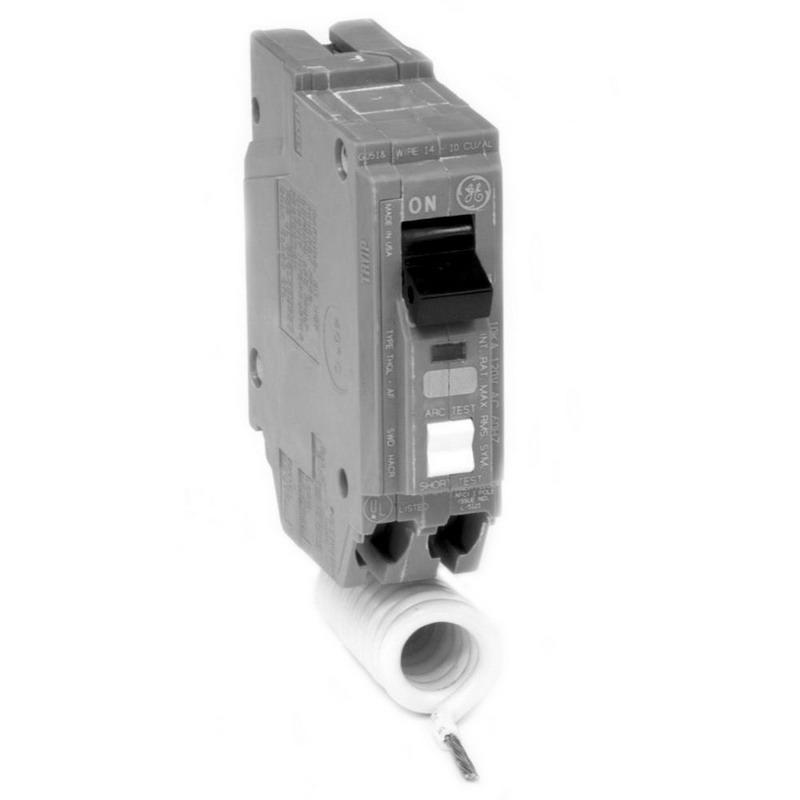 Corporation Br120af Single Pole Arc Fault Circuit Breaker 20amp