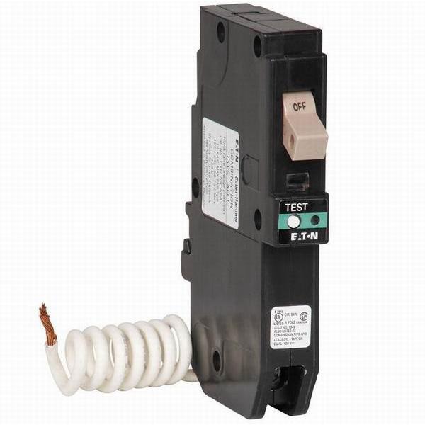 Corporation Br115af Single Pole Arc Fault Circuit Breaker 15amp