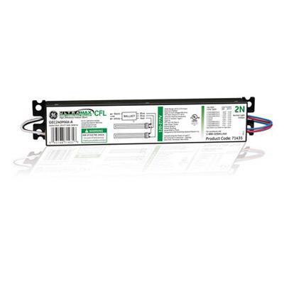GE Lamps GEC240MAX-A UltraMax™ High Lumen Biax™ Electronic