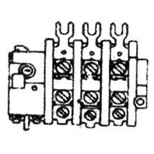 A Standard Electrical Panel 100 Electrical Disconnect