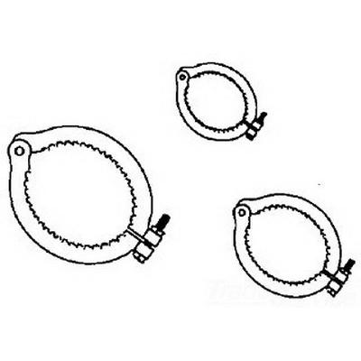 Hubbell Electrical / Burndy YRB31U28 Type YRB Compression