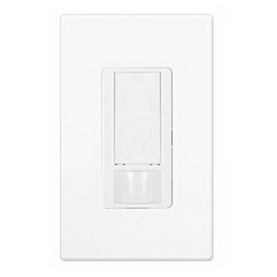 Lutron® MS-OPS6M2N-DV-WH Wall Mount Passive Infrared