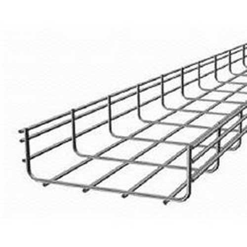 Hoffman QT2X4 Wire Mesh Cable Tray; 10 ft x 4 Inch x 2