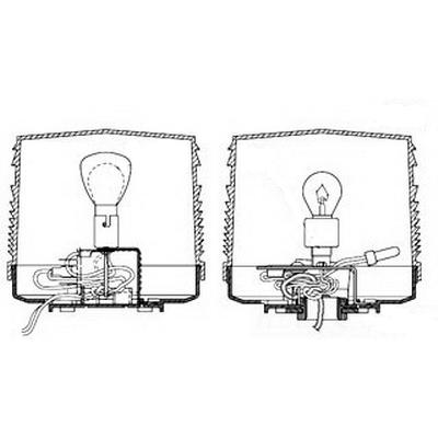 new 3-pins led flasher car electronic fix turn signal (1