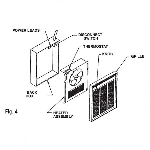 120 Volt Baseboard Heater Wiring Diagram