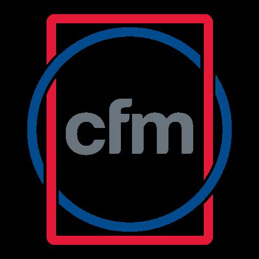 Image result for cfm international logo