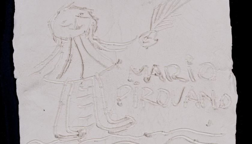 Piastrella personalizzata da Mario Pirovano  CharityStars