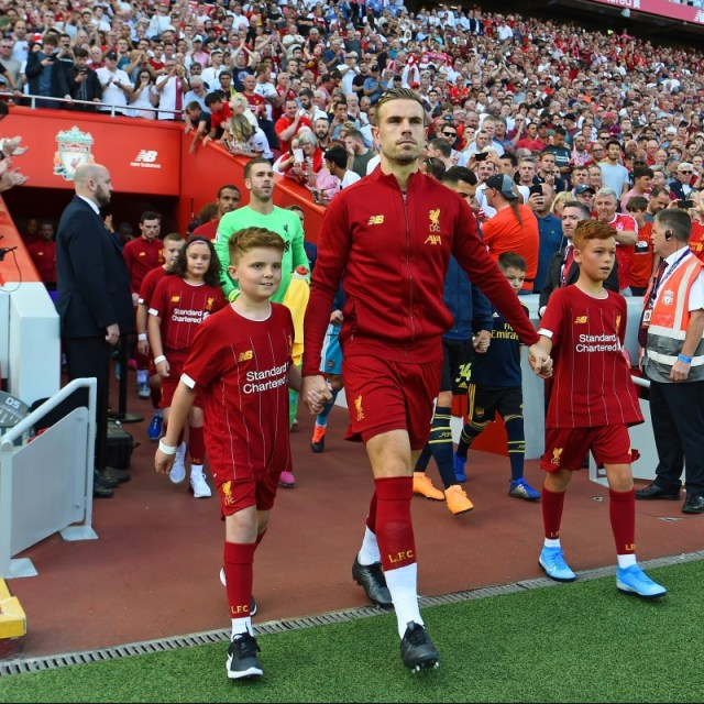 Liverpool FC Junior Player Buddy Experience - CharityStars