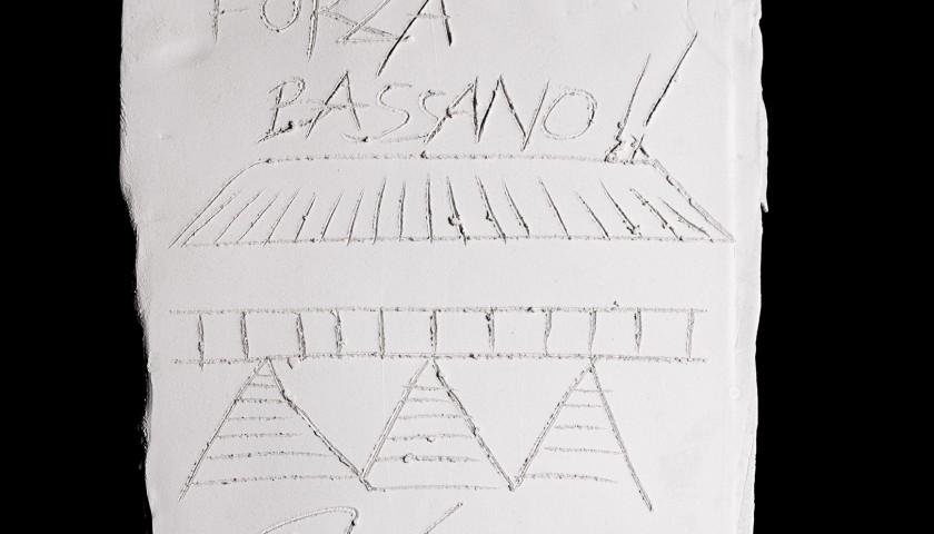 Piastrella personalizzata da Stefano Rosso  CharityStars