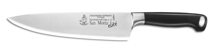 Messermeister St. Moritze Elite forged Chef's Knife