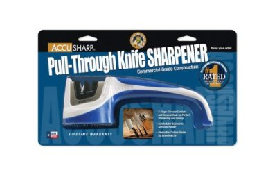 Accusharp Pull Through Sharpener