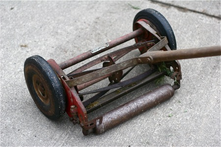 reel-mower