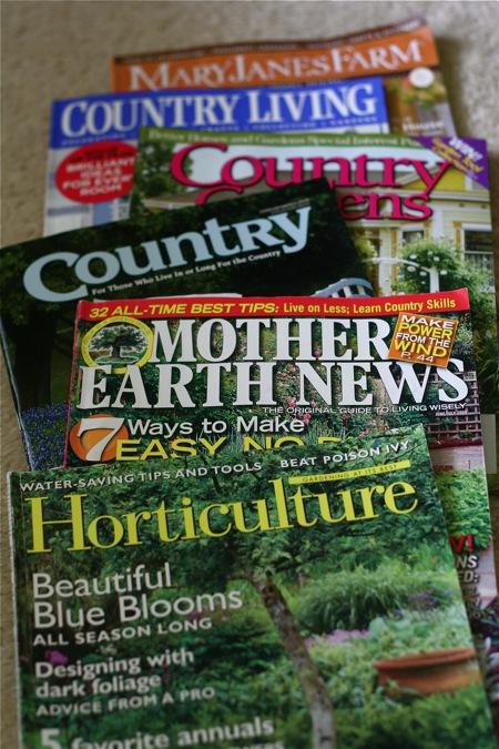 gardening-magazines