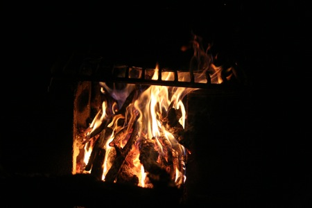 fire-at-night