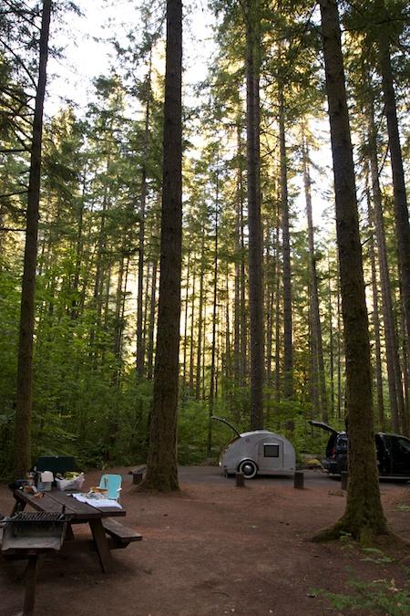 tiny trailer camping 6