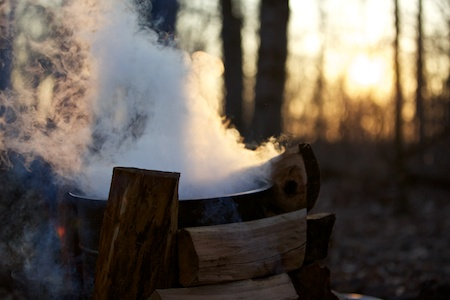 maple sugaring 5
