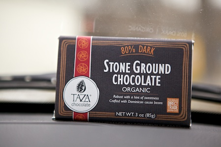 tava stone ground chocolate