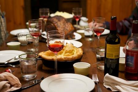 Christmas Dinner Again 2