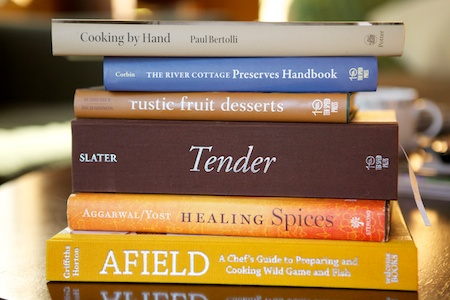 In My Library Cookbooks 2