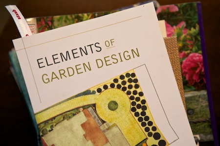 elements of garden design
