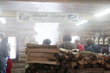 Maine Maple Sunday 6