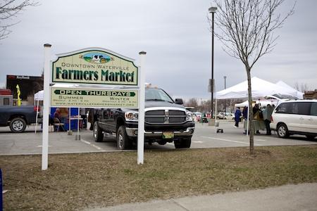 Waterville market 1