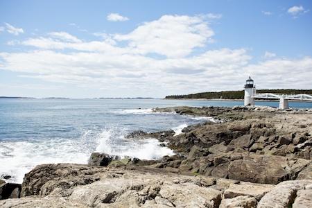 The seaside 1