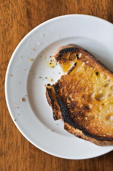 sourdough toast