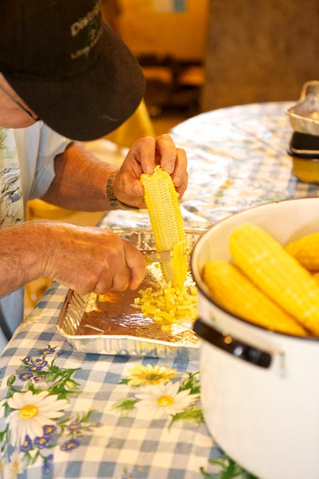 Corn Bee 7
