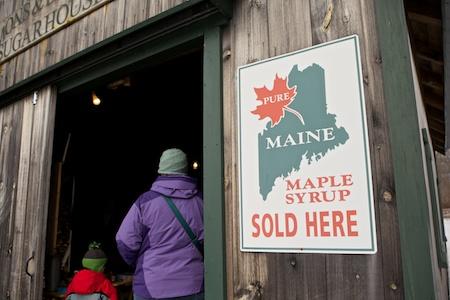 Maine Maple Sunday 3