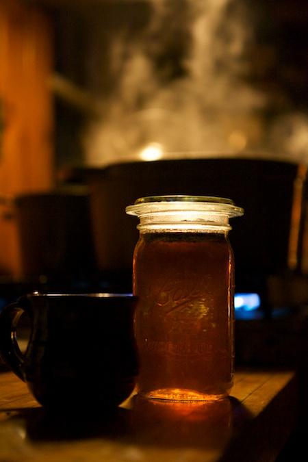honeyroo tea
