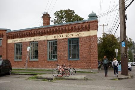 Theo Chocolate tour 12