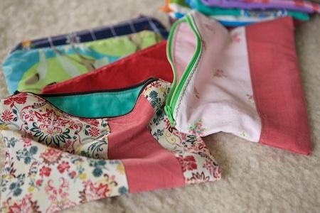 zipper pouches 2